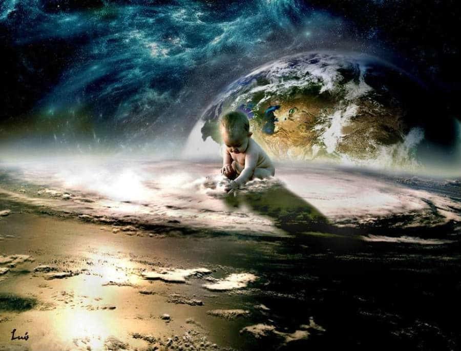 enfant planete